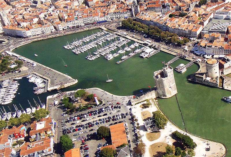 Faire une location de vélo électrique à la Rochelle